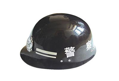 藏青色勤务头盔